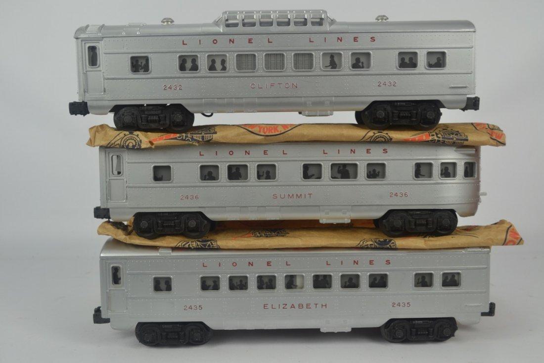 Lionel Postwar Texas Special Passenger Set #1520W - 8