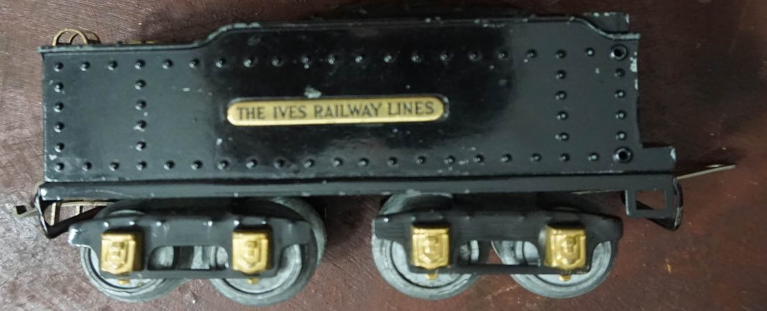 Ives 112t die cast tender - 2