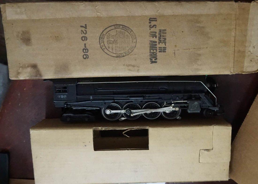 Lionel 726 Berkshire 2-8-4 steamer ca 1948 boxed