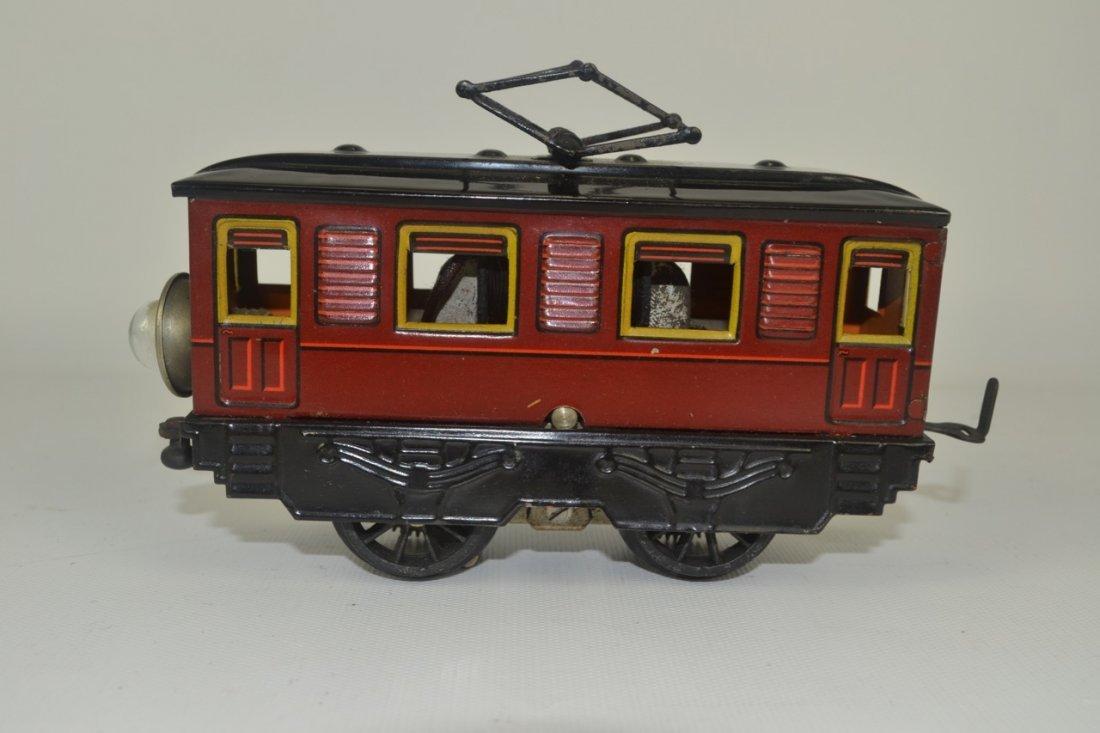 Karl Bub Litho O'gauge Trolley