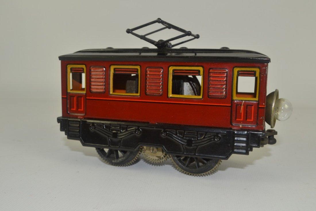 Karl Bub Litho O'gauge Trolley - 2