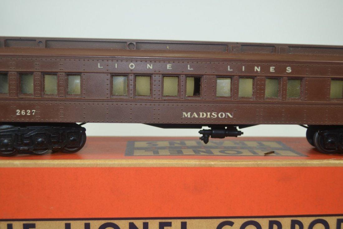 Lionel Postwar 2627 Madison Car-Boxed - 4