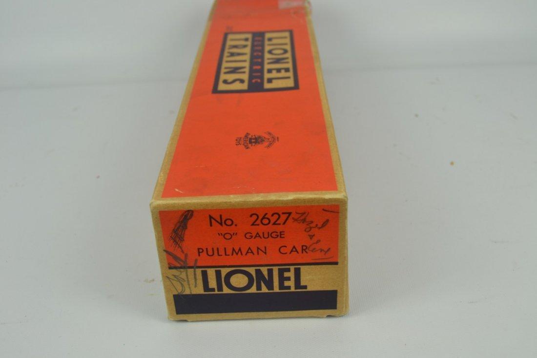Lionel Postwar 2627 Madison Car-Boxed - 6