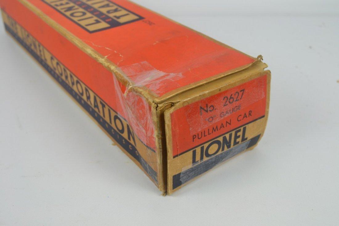 Lionel Postwar 2627 Madison Car-Boxed - 7