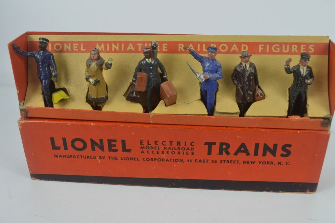 Lionel Prewar 550 Figure Set