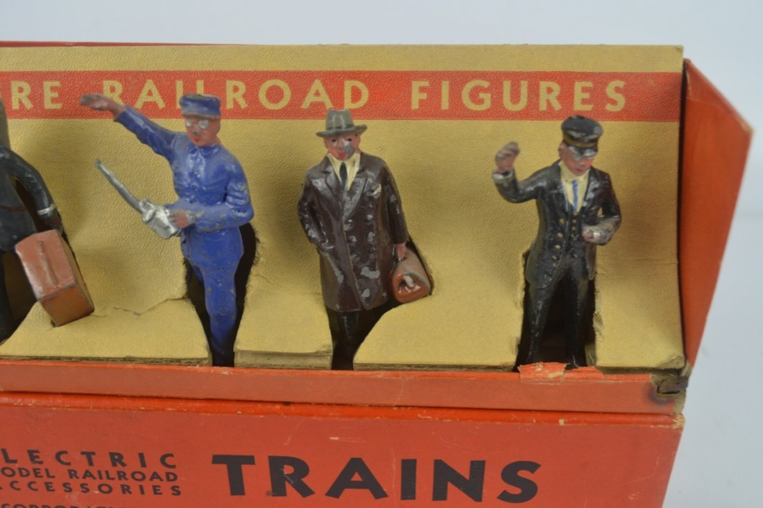 Lionel Prewar 550 Figure Set - 2