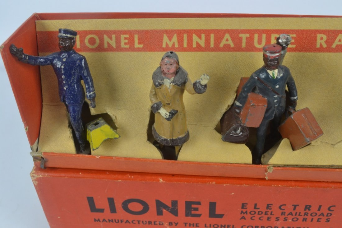 Lionel Prewar 550 Figure Set - 3