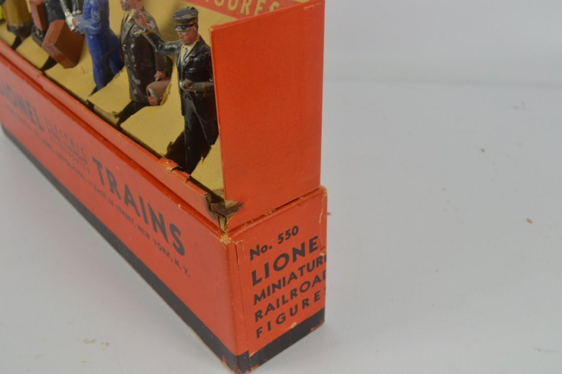 Lionel Prewar 550 Figure Set - 4