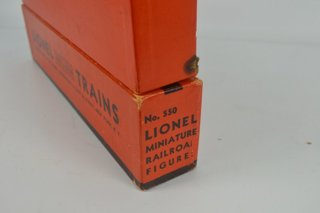 Lionel Prewar 550 Figure Set - 5