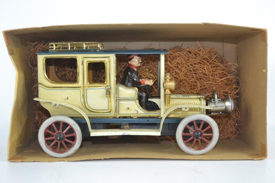 Carette Limousine Tin Litho Toy Car - 2