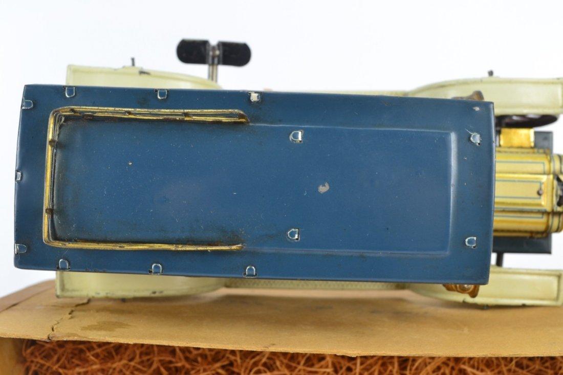 Carette Limousine Tin Litho Toy Car - 3