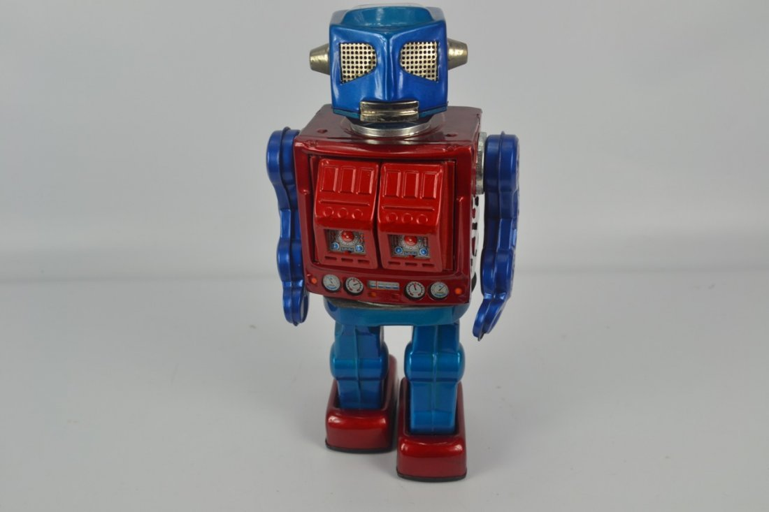 Japanese Tin Toy Robot