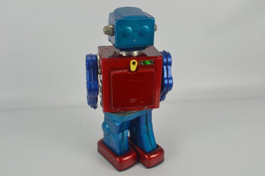 Japanese Tin Toy Robot - 2