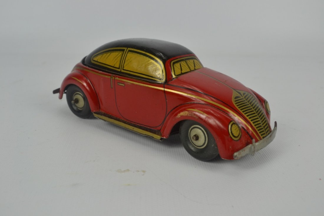 CKO Tin Toy Cabrio Car with Box - 2