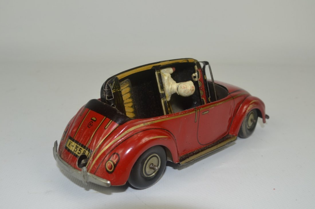 CKO Tin Toy Cabrio Car with Box - 3
