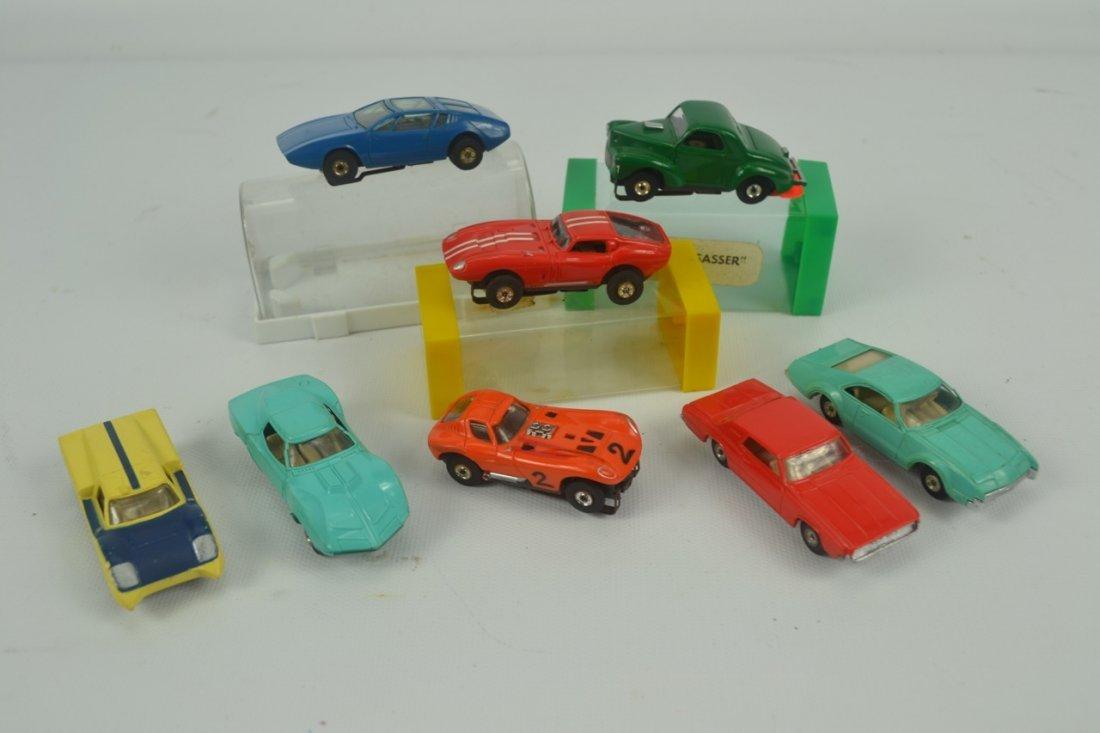 Aurora Model Motoring Lot