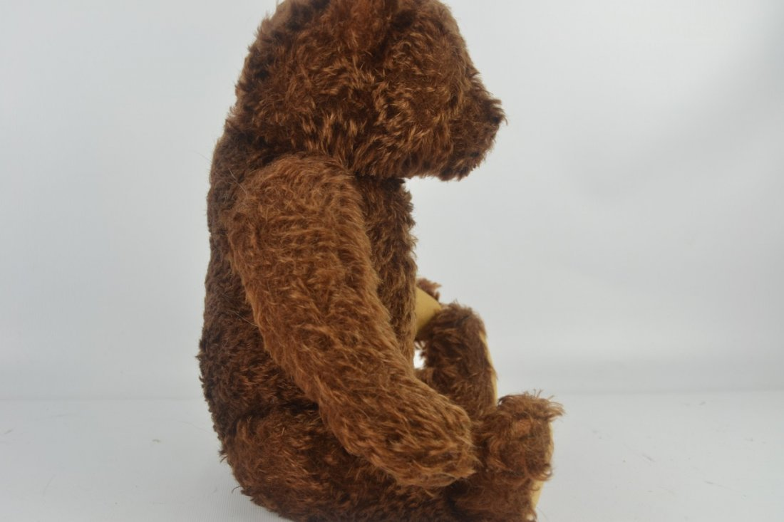 Antique Jointed Mohair Teddy Bear - 4