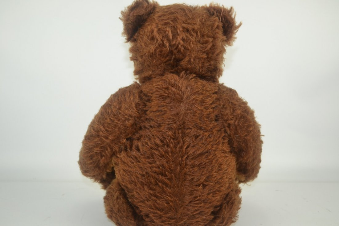Antique Jointed Mohair Teddy Bear - 5