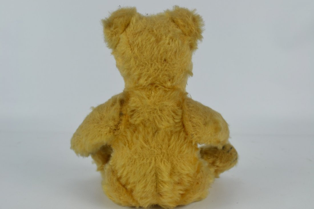Antique Fully Jointed Teddy Bear-Possibly Steiff - 3