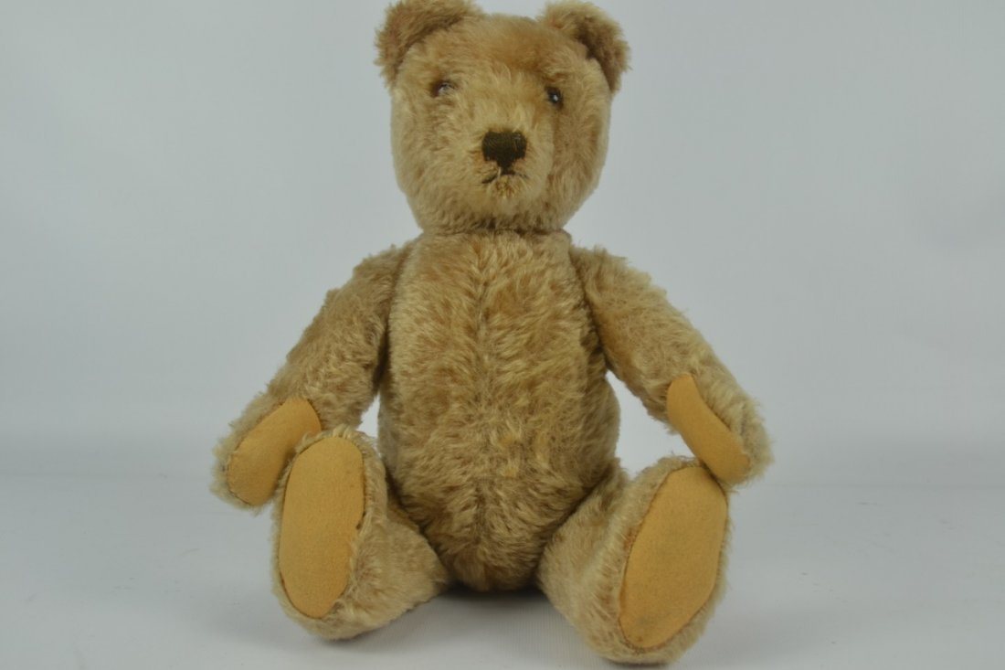 Antique Fully Jointed Teddy Bear-Possibly Steiff