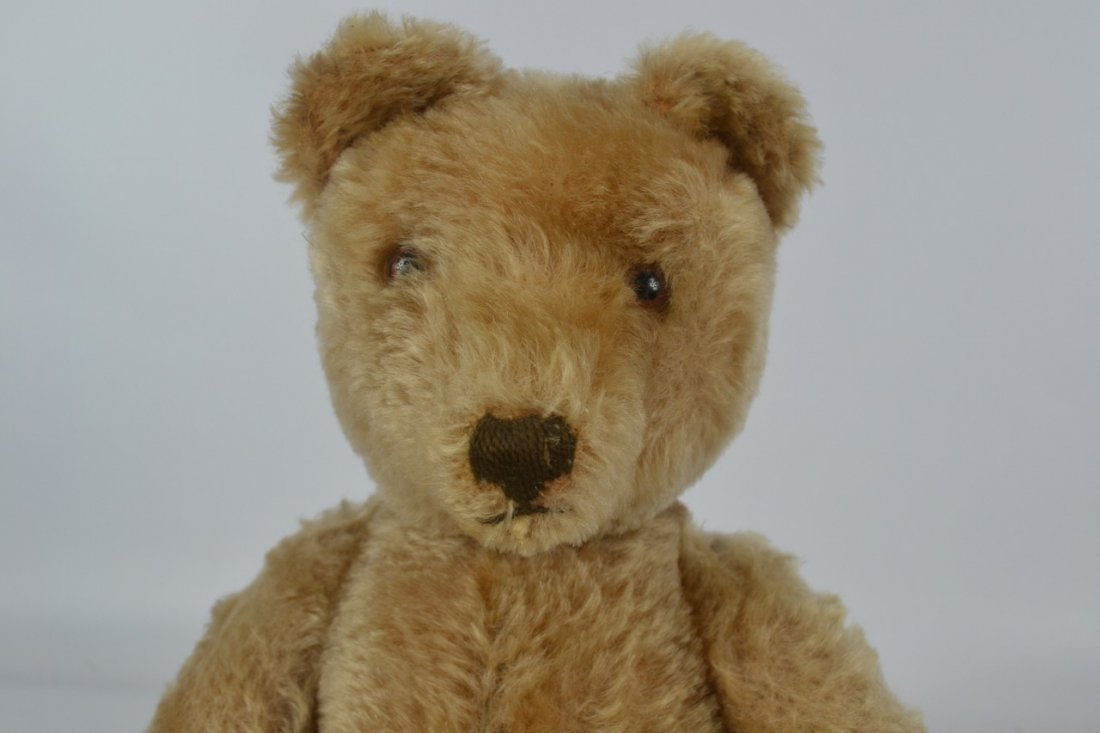 Antique Fully Jointed Teddy Bear-Possibly Steiff - 2