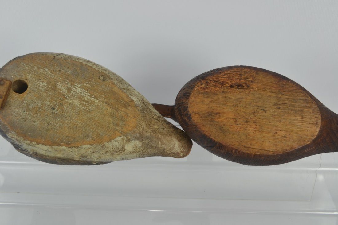 Lot of Four (4) Antique Duck Decoys - 2