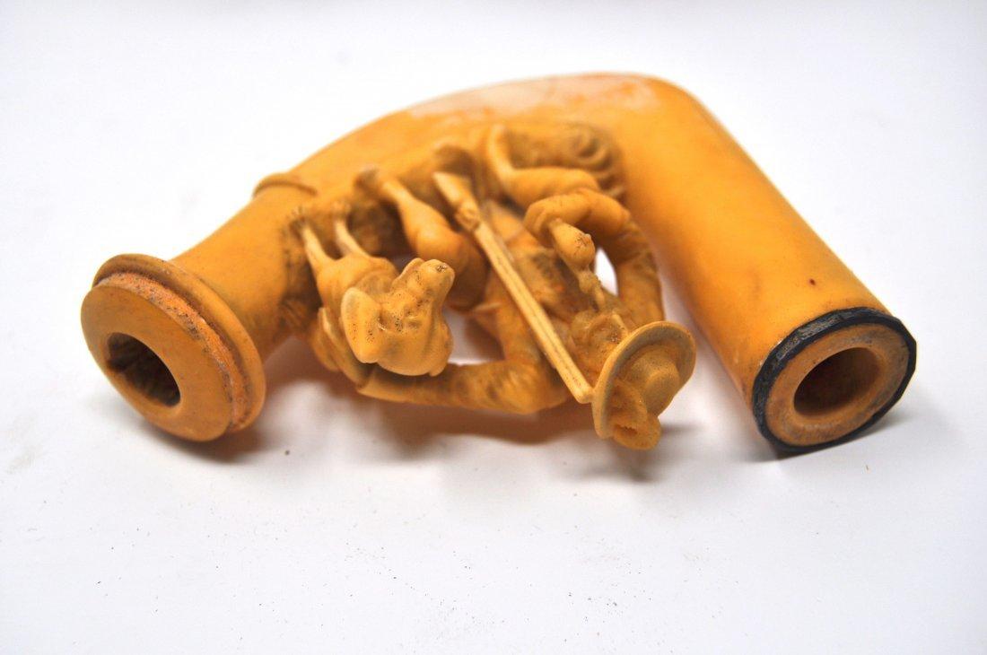 Antique Czech Meerschaum Pipe - 7