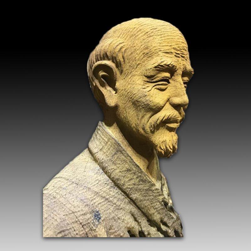 Chinese Wood Carving of Hongyifashi - 4