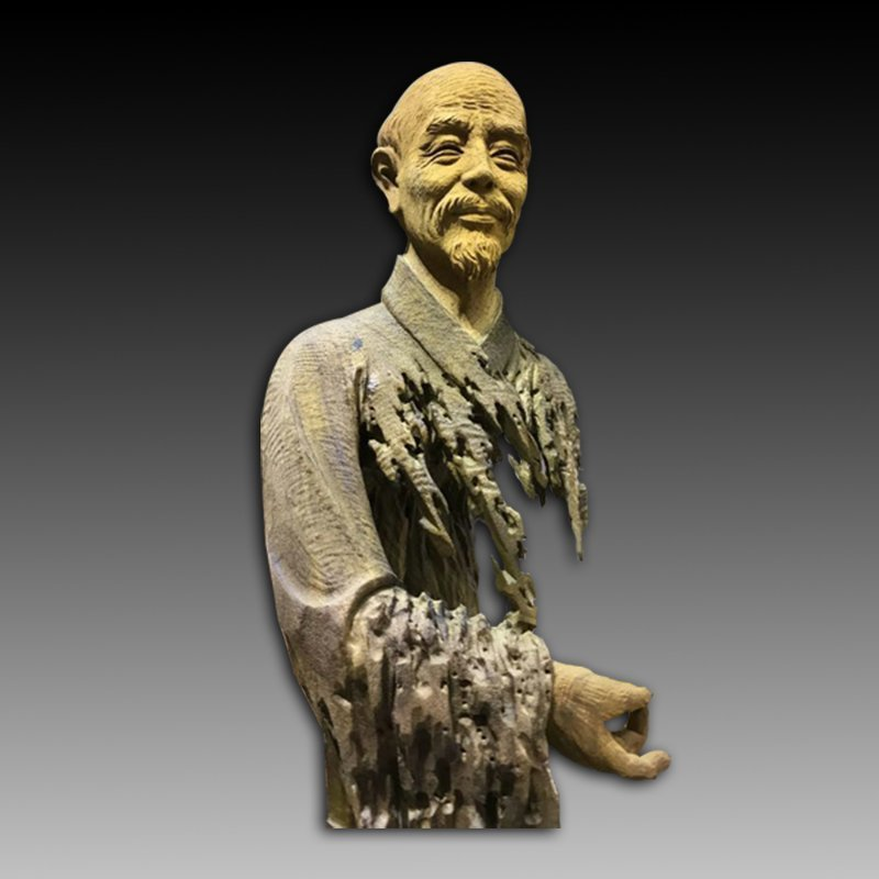 Chinese Wood Carving of Hongyifashi - 6