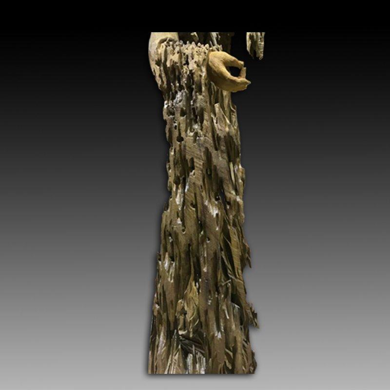 Chinese Wood Carving of Hongyifashi - 7