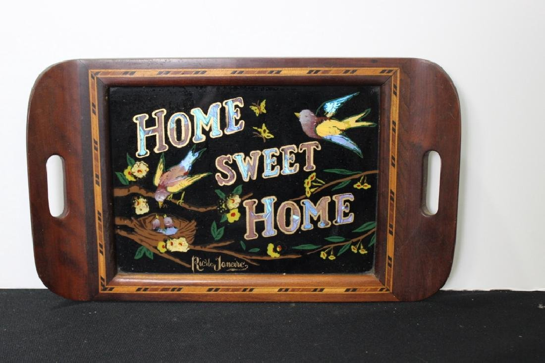 Home Sweet Home Tray (Vintage)