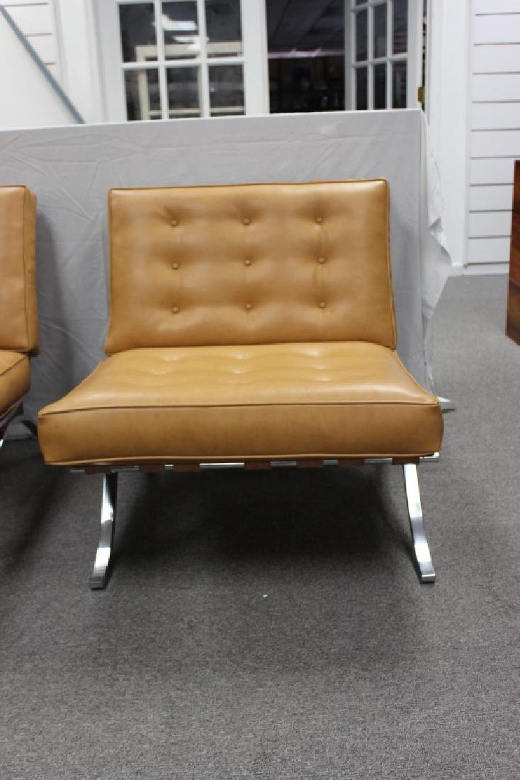 Selig Mid-Century Chairs, Beige - 2