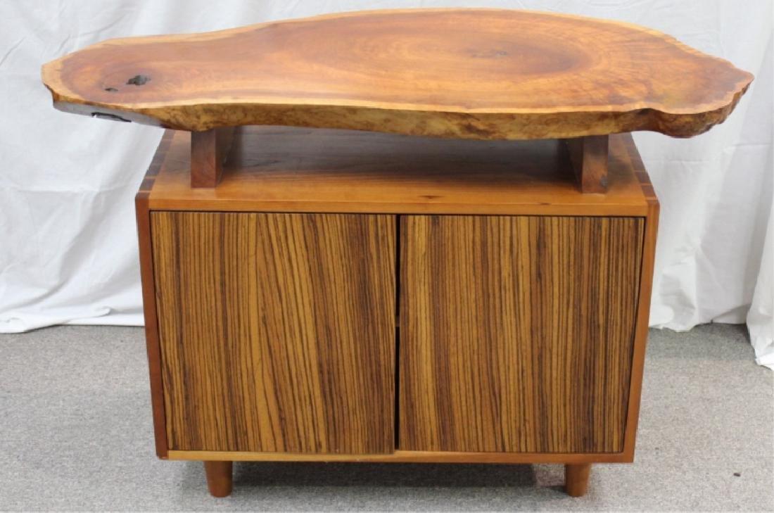 Side Table, Nakashima Style