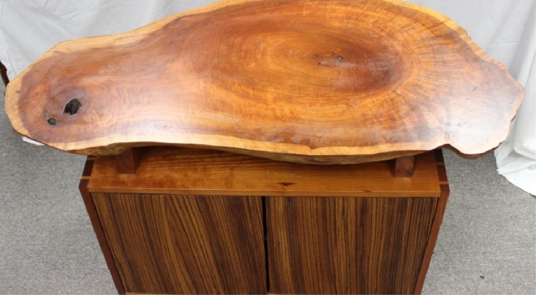 Side Table, Nakashima Style - 2