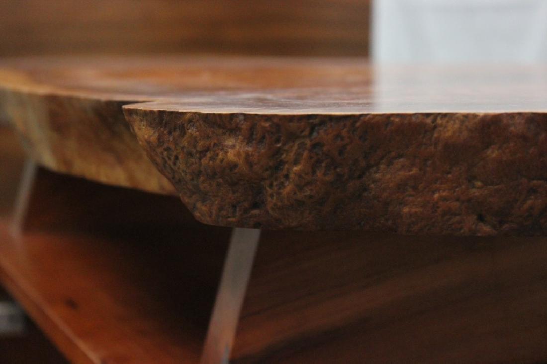 Side Table, Nakashima Style - 6