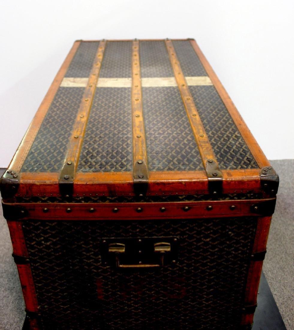 Aine Goyard Trunk Made In  Paris - 2