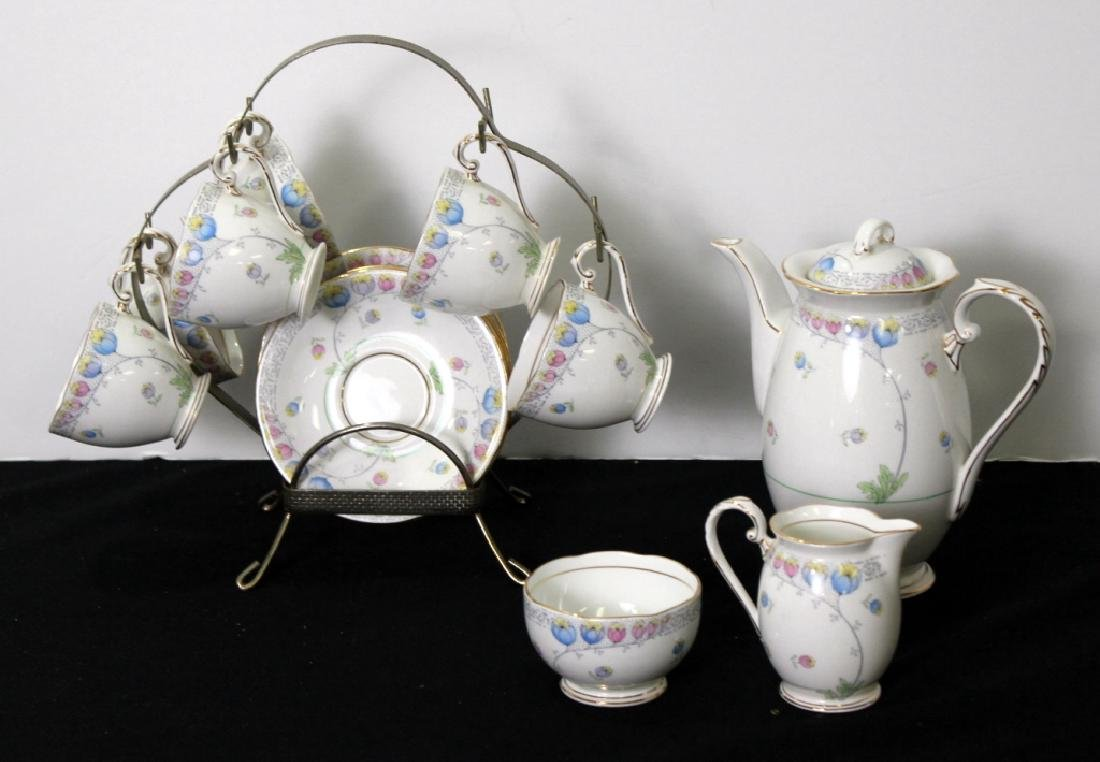 Crafton Tea Set - 9 Pcs.