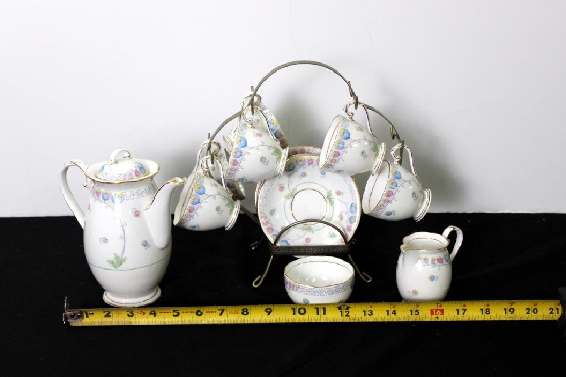 Crafton Tea Set - 9 Pcs. - 2