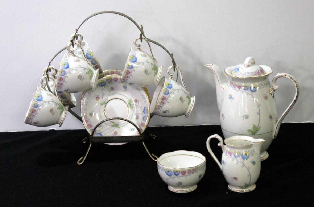 Crafton Tea Set - 9 Pcs. - 3