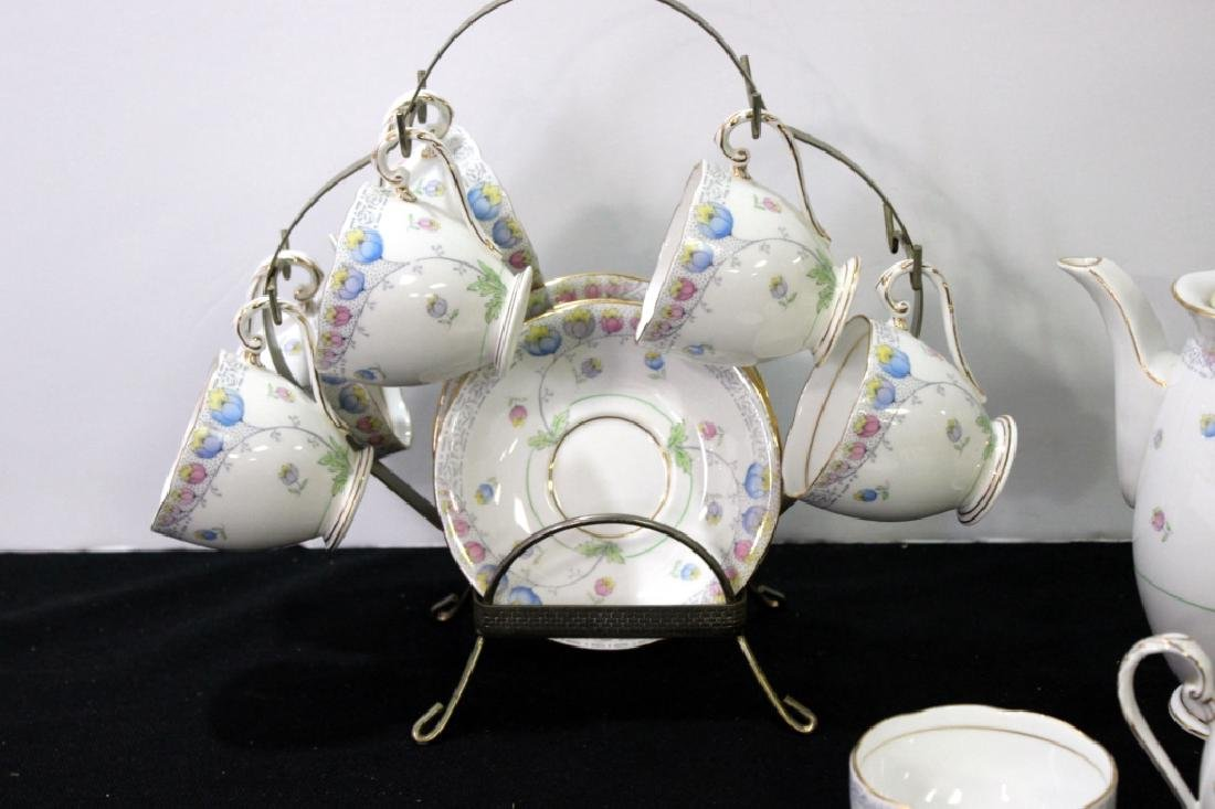 Crafton Tea Set - 9 Pcs. - 4