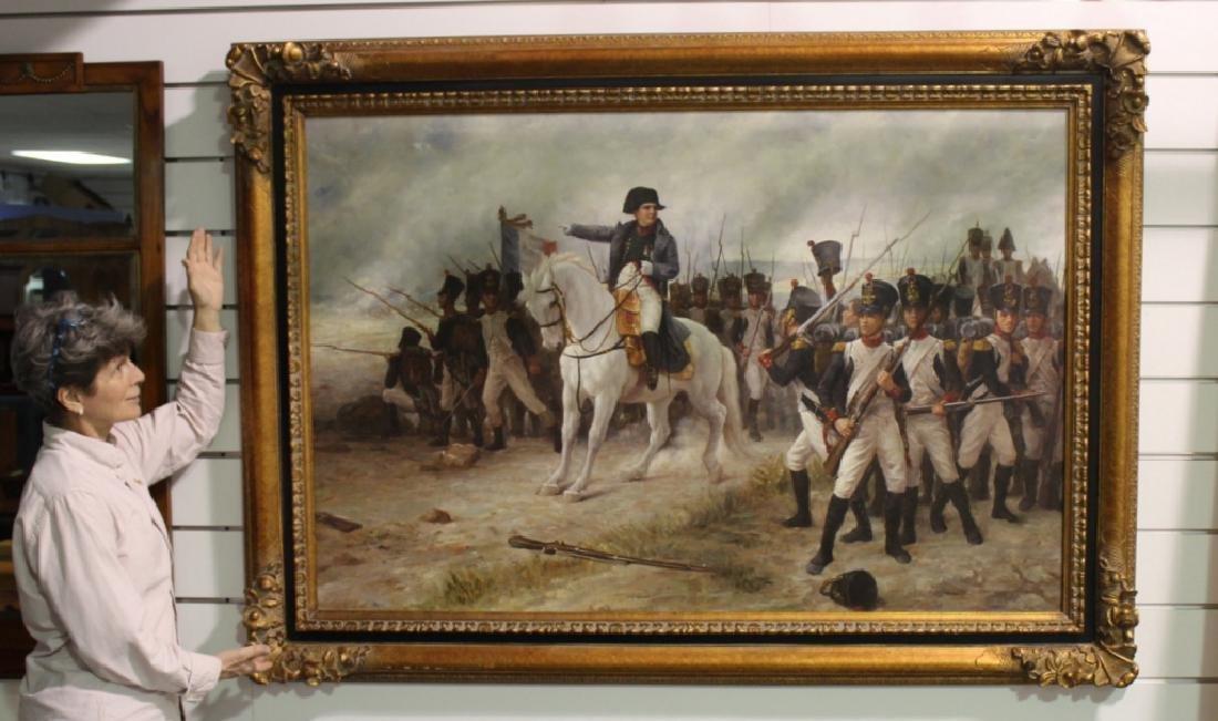 Napoleon Bonaparte Painting