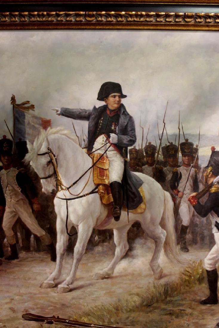 Napoleon Bonaparte Painting - 3