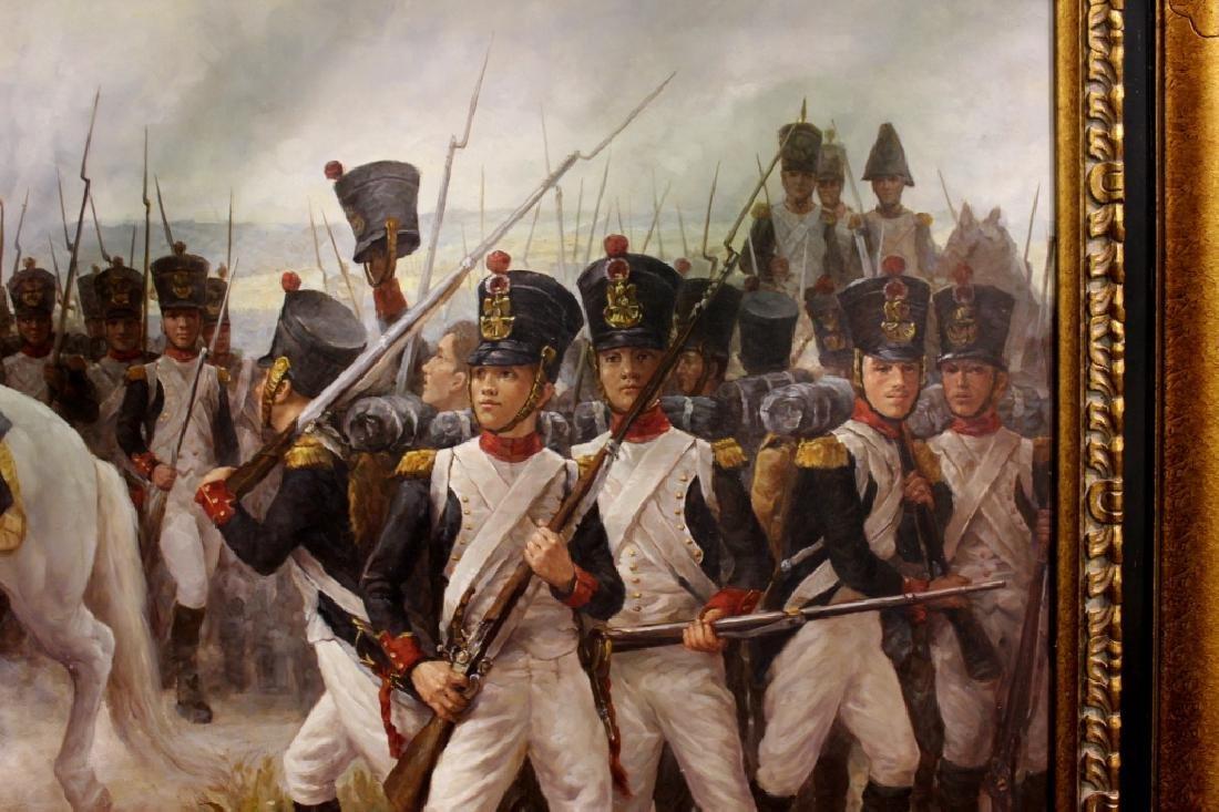Napoleon Bonaparte Painting - 4
