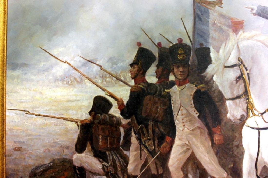 Napoleon Bonaparte Painting - 6