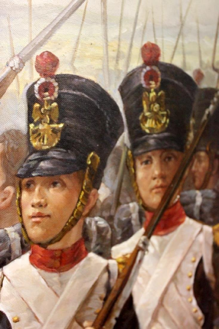 Napoleon Bonaparte Painting - 8