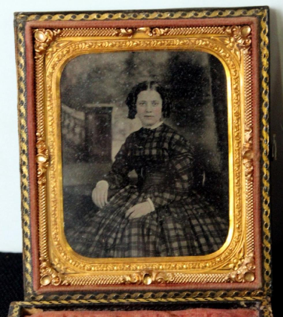 5 Daguerreotype With Cases - 2
