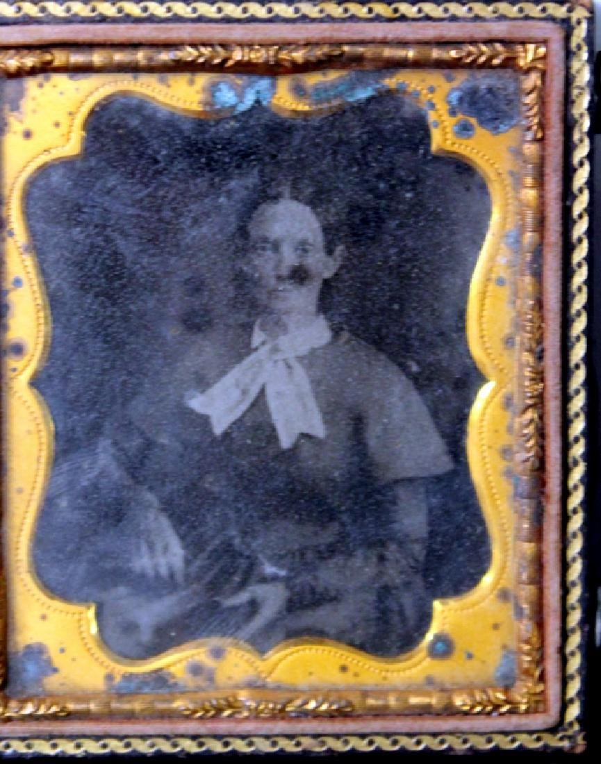 5 Daguerreotype With Cases - 3