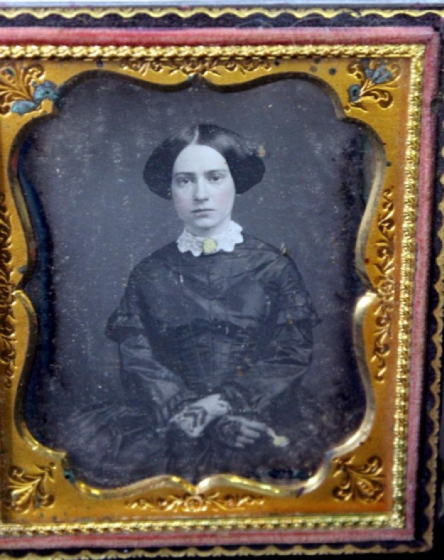 5 Daguerreotype With Cases - 4