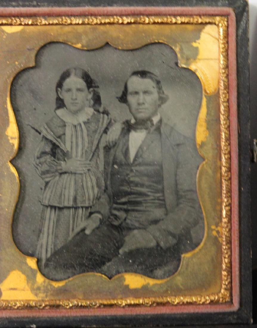 5 Daguerreotype With Cases - 5