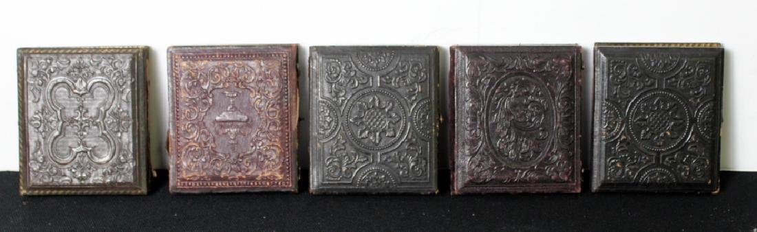5 Daguerreotype With Cases - 7